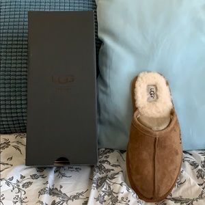 c8802c37f45 UGG Shoes | Roo Revival Chestnut Cuff Womens Slippers | Poshmark